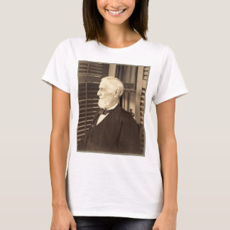 Confederate President Jefferson Davis by E. Wilson T-Shirt