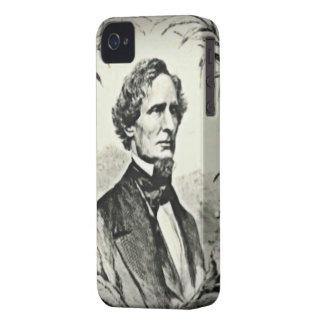 Confederate President Jefferson Davis iPhone 4 Case