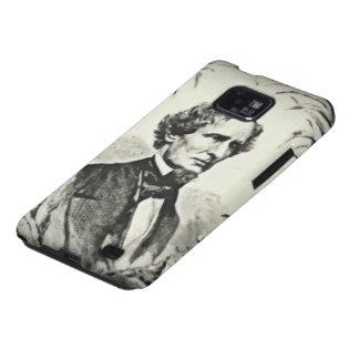 Confederate President Jefferson Davis Samsung Galaxy S2 Covers