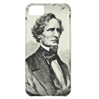 Confederate President Jefferson Davis iPhone 5C Cover