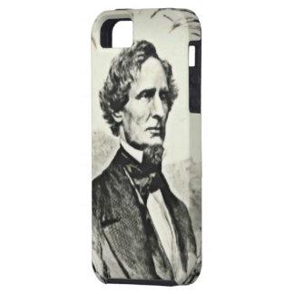 Confederate President Jefferson Davis iPhone 5 Covers