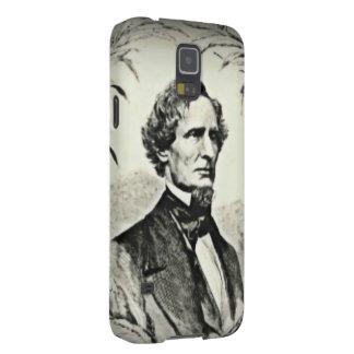 Confederate President Jefferson Davis Samsung Galaxy Nexus Cases