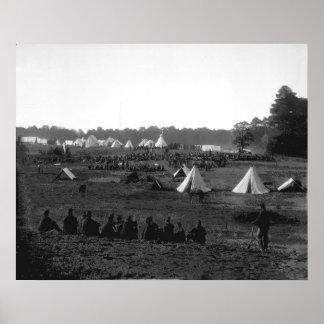 Confederate Prisoners Poster