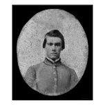 Confederate Soldier & Bugler 1862 Posters