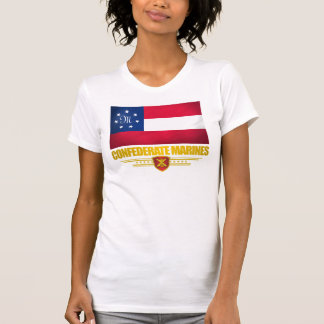Confederate States Marine Flag Apparel T-Shirt