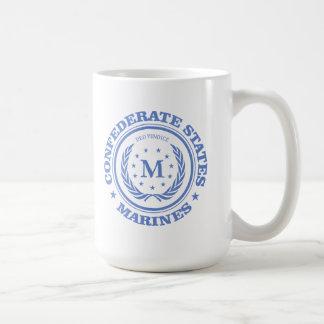 Confederate States Marines Coffee Mug