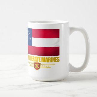 Confederate States Marines Flag Coffee Mug