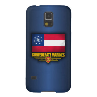 Confederate States Marines Flag Galaxy S5 Cover