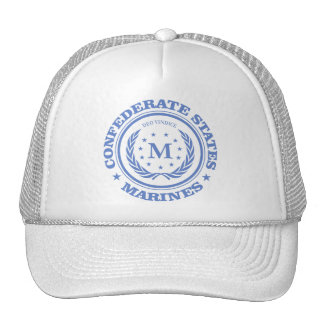 Confederate States Marines Trucker Hat