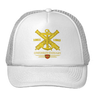 Confederate States Navy 2 Trucker Hat