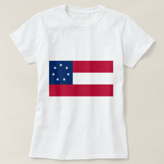 Confederate States of America Flag T-Shirt