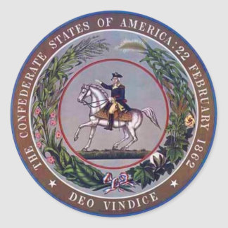 Confederate States of America Seal