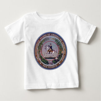 Confederate States of America Seal Baby T-Shirt