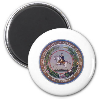 Confederate States of America Seal Magnet