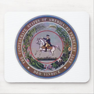 Confederate States of America Seal Mouse Pad