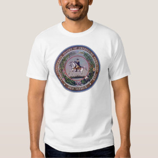 Confederate States of America Seal Shirt