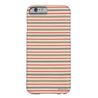 """""""Confederate Stripe"""" iPhone 6 Case"""