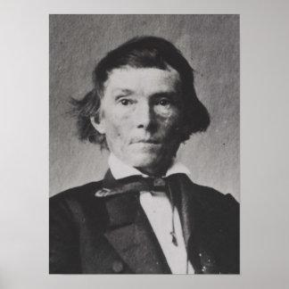 Confederate Vice President Alexander Stephens Print