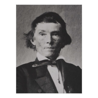 Confederate Vice President Alexander Stephens Poster