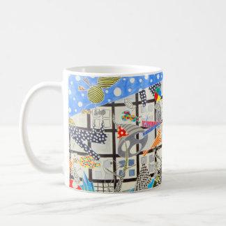 Conference area [62] coffee mug