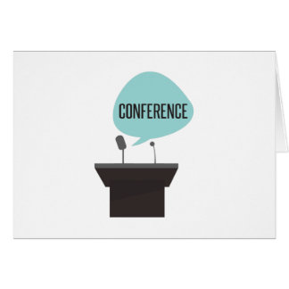 Conference Greeting Card