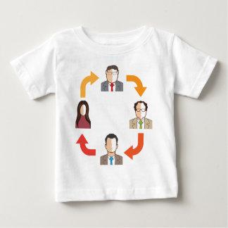 Conference circle baby T-Shirt