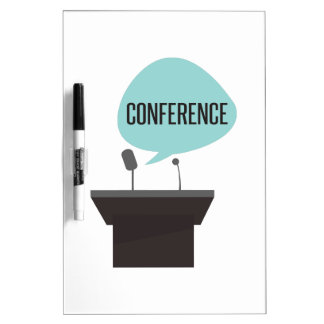 Conference Dry-Erase Whiteboard