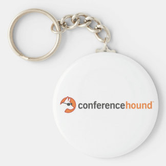 Conference Hound Swag Keychain