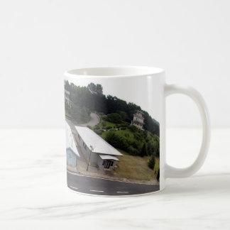 Conference Row panoramic mug