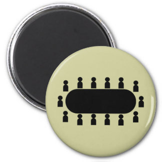 conference_Vector_Clipart Refrigerator Magnets