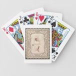 Conferencia de cortina de señora Caudle, tarjeta d Cartas De Juego