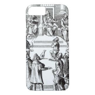 Confesión para las compensaciones ante el funda iPhone 7