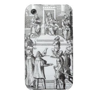 Confesión para las compensaciones ante el funda para iPhone 3 de Case-Mate