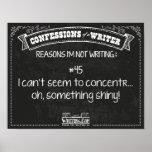 Confesiones de un escritor: Razón #45 Póster