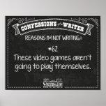Confesiones de un escritor: Razón #62 Impresiones