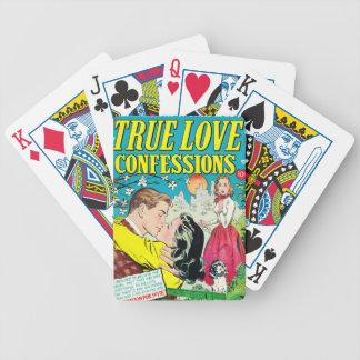 Confesiones verdaderas del amor barajas