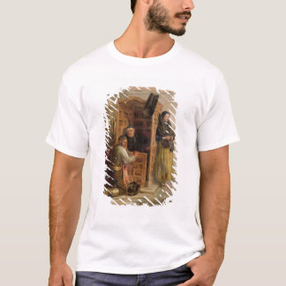 Confession, 1862 (oil on canvas) T-Shirt