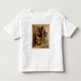 Confession, 1862 (oil on canvas) toddler t-shirt