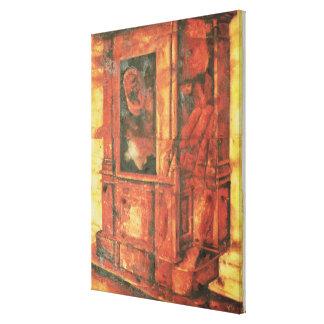 Confession 1994 canvas print