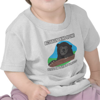 Confession Bear says what? Tee Shirts