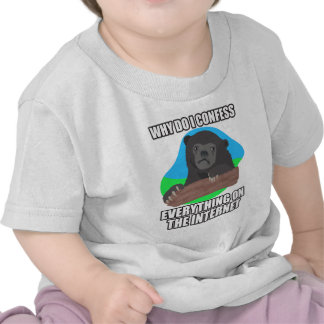 Confession Bear says what? T Shirt