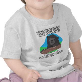 Confession Bear says what? Tshirts