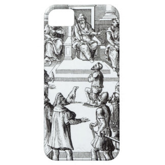 Confession for amends before the tribunal, after a iPhone SE/5/5s case