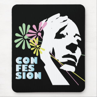 Confessions Mouse Pad