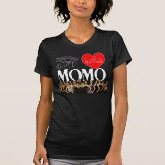 Confessions of a Belly Dancer I <3 Momo T Shirts