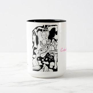 Confessions of Lust Two-Tone Coffee Mug