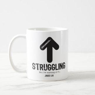 CONFESSIONWEAR: STRUGGLING MUG