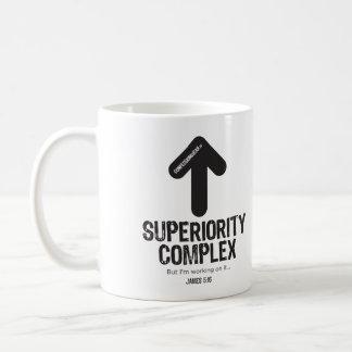 CONFESSIONWEAR: SUPERIORITY COMPLEX MUG