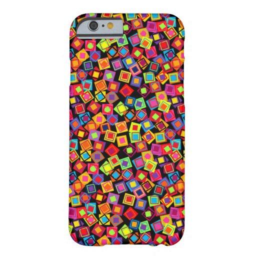 Confeti adaptable funda barely there iPhone 6