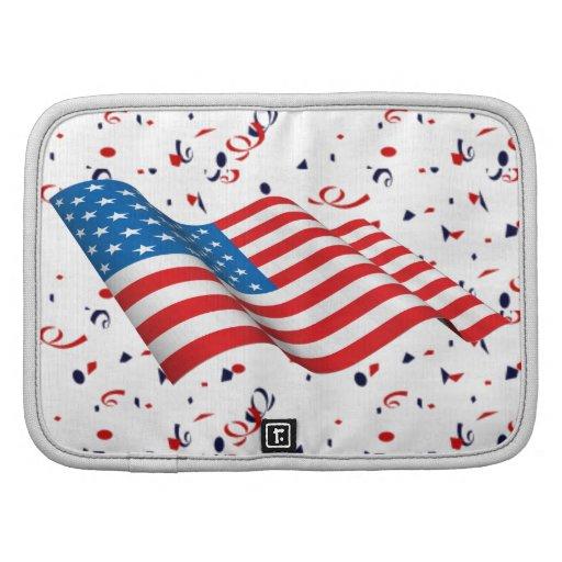 Confeti del patriota planificador